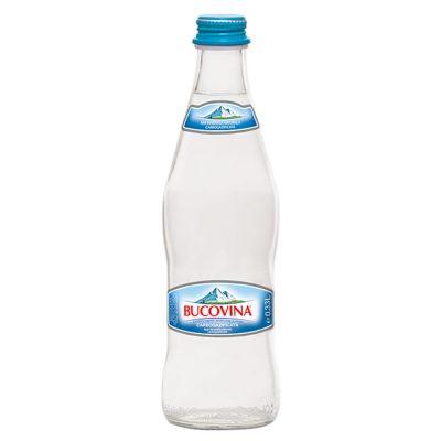 Apa minerala 0.33L Bucovina