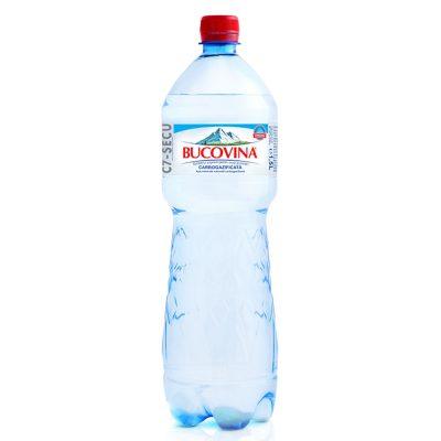 Apa minerala 1.5L Bucovina