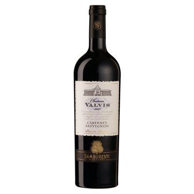 Vin rosu sec 0.75L Chateau Valvis Cabernet Sauvignon 2009 Private Reserve