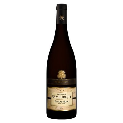 Vin rosu sec 0.75L Domeniile Samburesti Pinot Noir