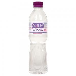 Apă plată 0,5L Aqua Viva