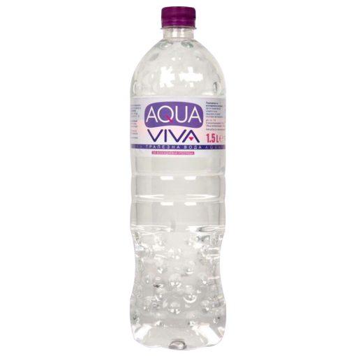 Apă plată 1,5L Aqua Viva