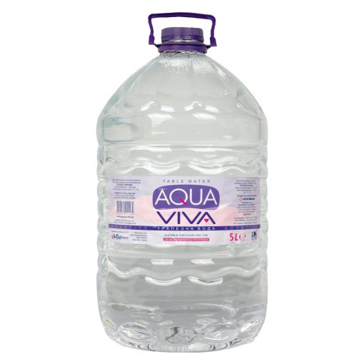 Apa plata Aqua Viva 5L