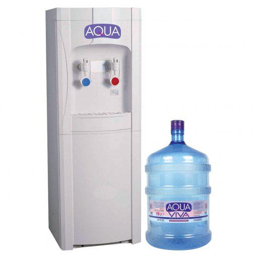 Abonament Apă plată 19L Aqua Viva 12