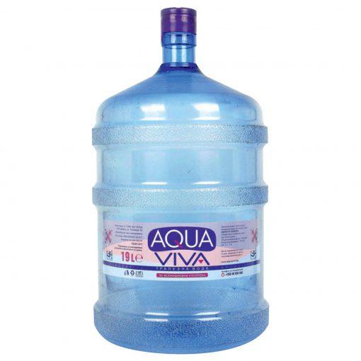 Apă plată 19L Aqua Viva