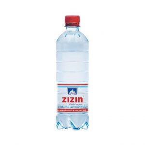Apă minerală carbogazoasă 0.5L Zizin