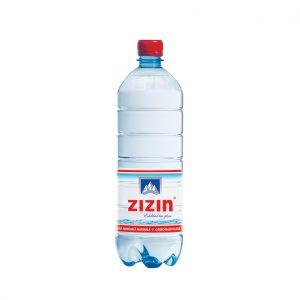 Apă minerală carbogazoasă 1L Zizin