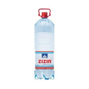 Apă minerală carbogazoasă 2.5L Zizin