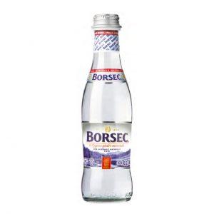 Apă minerală plată 0.33L Borsec