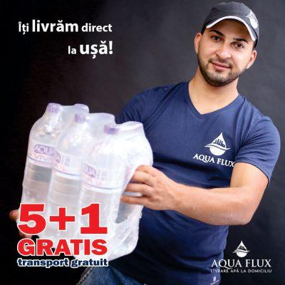 promotie Aqua Viva 1.5L 5+1